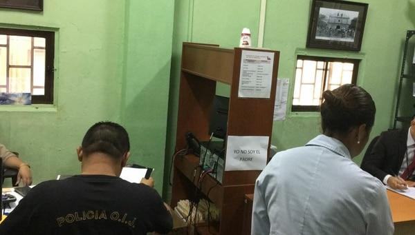 El día de la captura las autoridades judiciales allanaron la municipalidad en busca de evidencia. Foto: Grupo Nación.