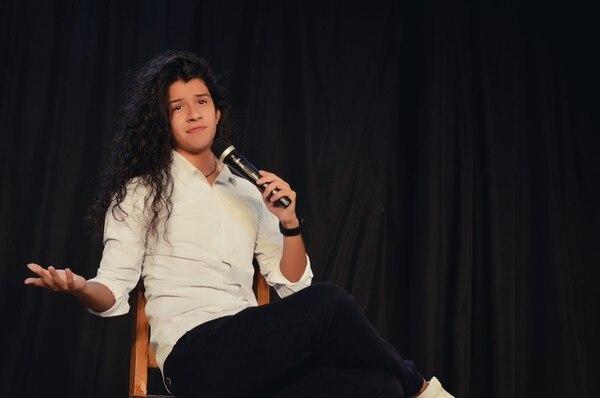El comediante Davis Núñez se unió al programa de radio del Porcionzón. Cortesía