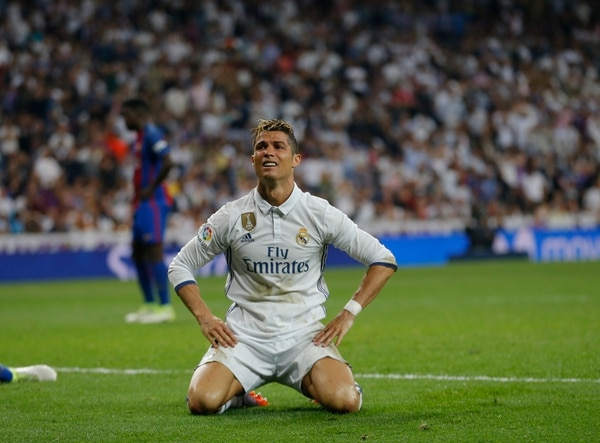 Real Madrid transmite su plena confianza a Cristiano Ronaldo