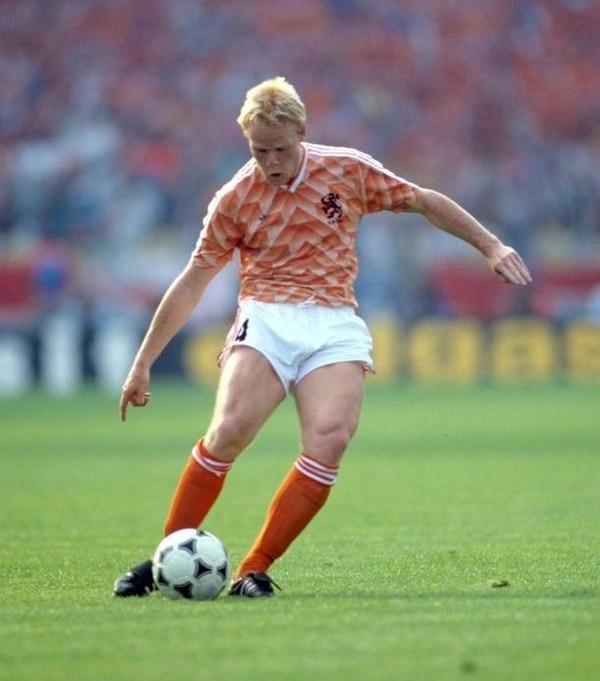 Holanda contrató a Ronald Koeman como seleccionador — Oficial