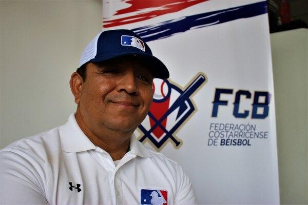 La MLB está trabajando con la Federación Costarricense de Béisbol para mejorar las bases del deporte. Foto: Cortesía DT Comunicación.
