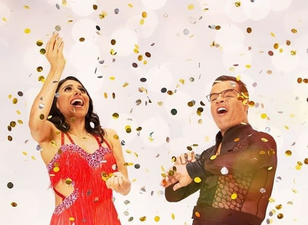 Jair Cruz y Jahzeel Acevedo , Dancingcr.