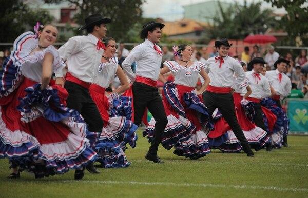 La Banda Municipal de Zarcero representará al país el próximo 13 de setiembre en Los Ángeles, California. Foto Jeffrey Zamora