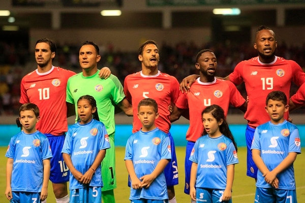 El Morera Soto se vestirá de colores patrios. Foto: Rafael Pacheco