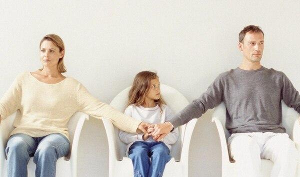 La disputa por el régimen de cuido de los hijos es una de las partes más difíciles de un divorcio.