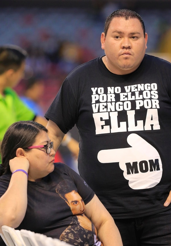 Diay, sí, mami es mami...