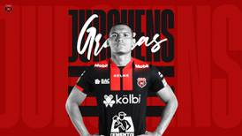Jurguens Montenegro deja Alajuelense por equipo del City Football Group