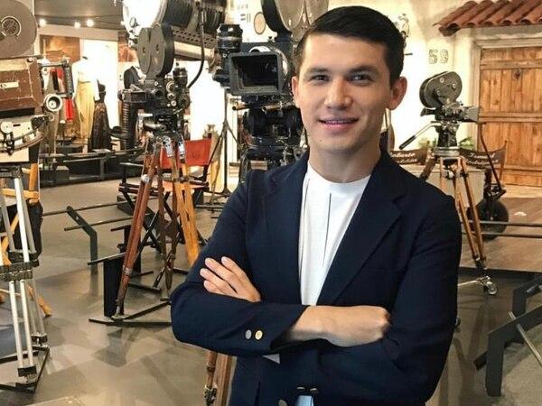 Luis Miguel cayó en gracia y es uno de los periodistas de espectáculos más queridos por los famositicos. Tomada de Facebook
