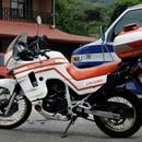 20-06-2017, Moto Honda 650 modelo Transan año 83 fue donada a la Cruz Roja de Santa Ana por el hotel Luciano en Santa Ana hace tres años , foto Rafael Murillo