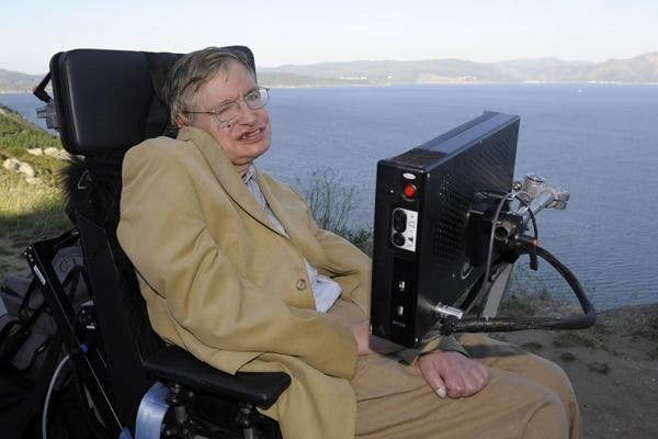El científico resistió a la enfermedad por 55 años. AFP