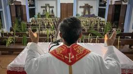 (Fotos) COVID-19 no pudo con la fe del mundo este Domingo de Ramos