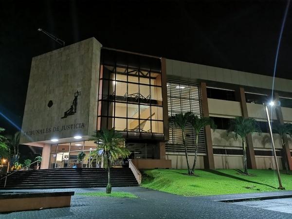 El Juzgado Penal de Pococí le recetó arresto domiciliario a Zúñiga. Foto Archivo.