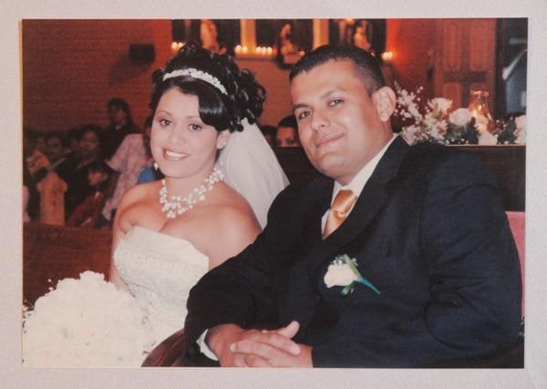Doña Lilliam asegura que Luis Diego y Jacqueline eran la pareja perfecta porque se complementaban muy bien. Foto Jeffrey Zamora