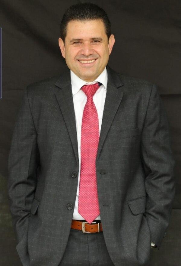 Noel Ibo fue vicepresidente de la Fedefútbol y director del Comité Ejecutivo. Cortesía.