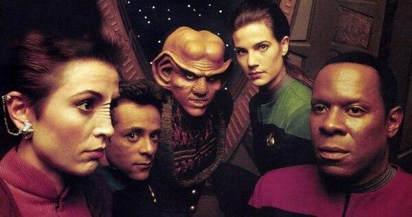 La serie estuvo al aire desde 1993 y durante siete temporadas. Foto: Cortesía