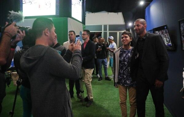Real Madrid: Keylor Navas estrenó su película en Costa Rica