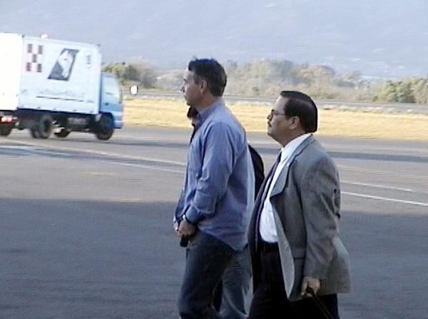 Russell Earl Winstead fue extraditado el 22 de febrero de 2006. Foto: Cortesía Interpol.