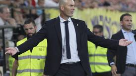 "Zinedine Zidane: ""Estoy enamorado de Mbappé"""
