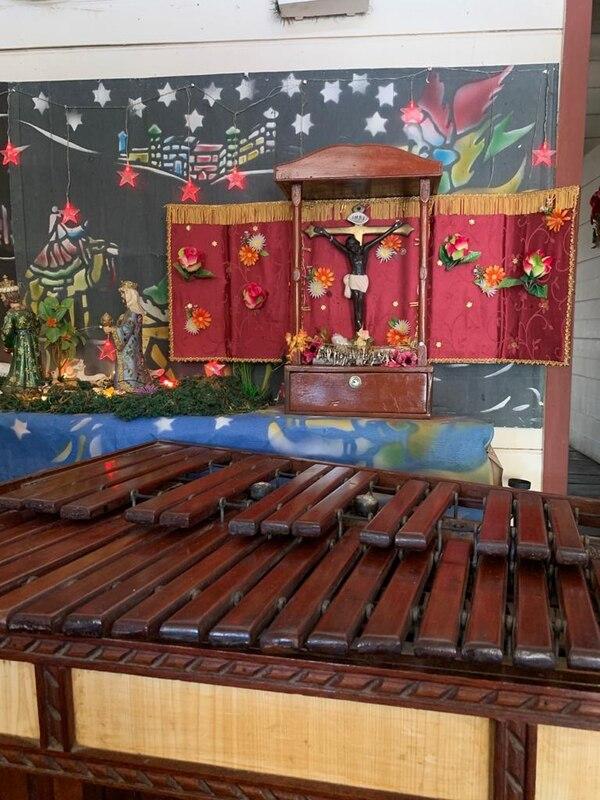 Este 14 de enero es la gran celebración de la entrada del Santo Cristo de Esquipulas a Santa Cruz. Cortesía.