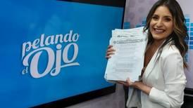 Aventura de Natalia Monge de estar en Repretel y en Teletica duró apenas dos meses