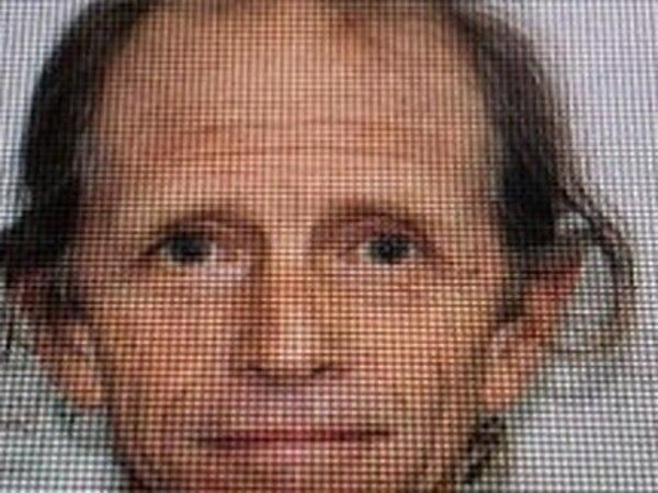 Lusk Albert George, desaparecido.