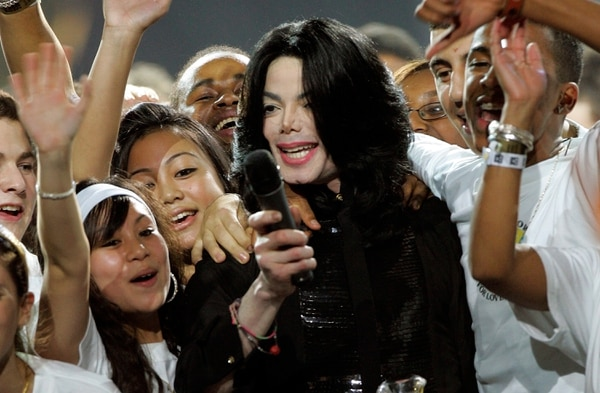 Michael Jackson murió hace 10 años. AP