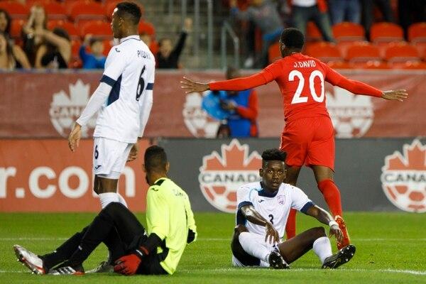Canadá ya le pasó por encima a Cuba y se jugará el futuro ante los gringos. Foto: Cole Burston/The Canadian Press via AP)