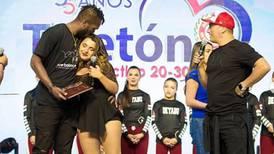 Por esto la esposa de Kendall Waston está muy enamorada del negrazo