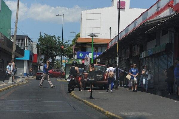 Las personas sospechosas de COVID-19 que no cumplan la cuarentena serán multadas con ¢1,3 millones. Foto: Jorge Navarro