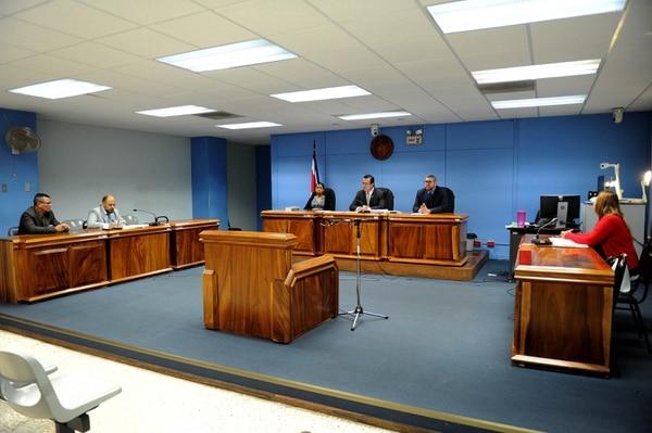 El inicio del juicio de penderá de los resultados de la revisión del psiquiatra de Medicina Legal. Foto: Melissa Fernández.