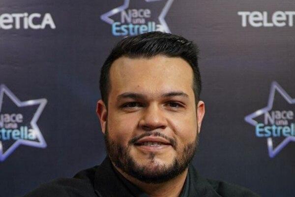 """El tibaseño, José Daniel Corrales Carranza, de 29 años y quien trabaja como agente de ventas, fue el primer eliminado, este domingo 16 de mayo, del """"Reality"""" Nace una estrella 2021 que produce Canal 7."""