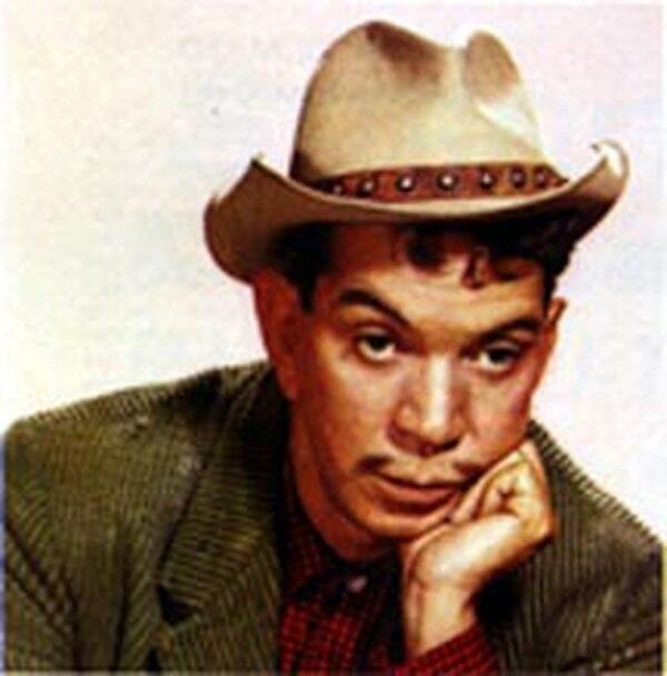 Mario Moreno adquirió fama gracias a su papel de Cantinflas. Archivo