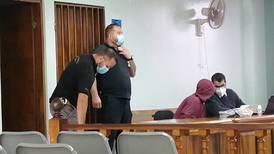 Suspenden juicio por el homicidio de Allison Bonilla por casos sospechosos de covid-19