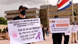 Director del OIJ se negó a ampliar sobre caso de Luany ante diputados