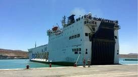 Ferry Costa Rica-El Salvador navega en un mar de obstáculos