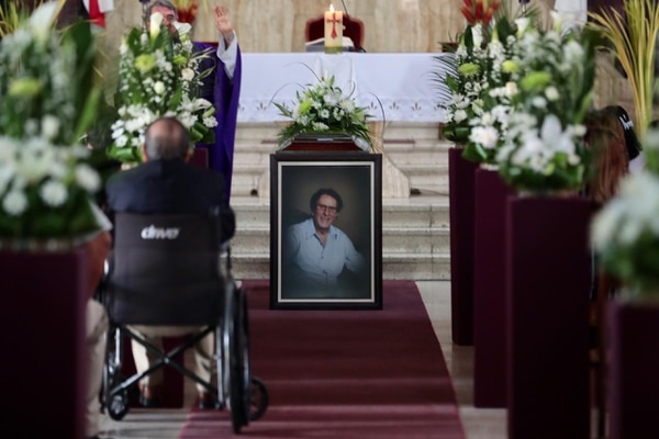 El empresario radiofónico murió la mañana del domingo. Alonso Tenorio.