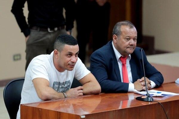 Gerardo Ríos Mairena fue condenado a 216 años de cárcel. Foto: Alonso Tenorio.
