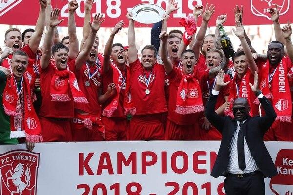 Este inicio de semana ha sido de un puro fiestón. Foto: FC Twente