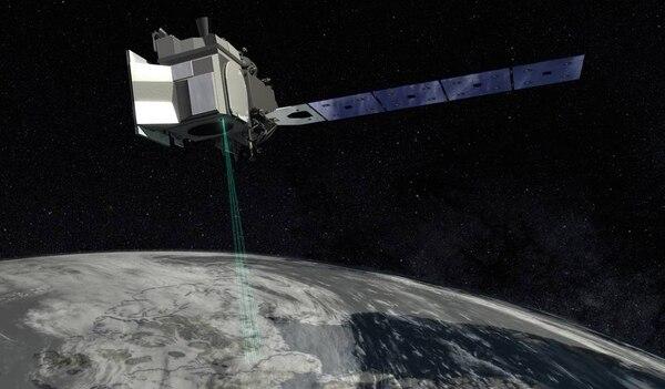El nuevo aparato de la NASA estará 500 kilómetros sobre la Tierra. Foto: NASA