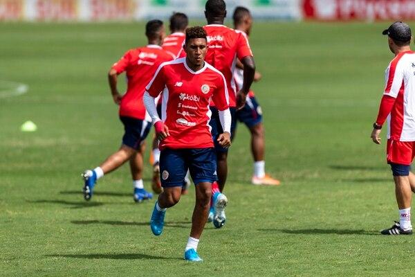 Se espera que Ortiz esté con la Sele para los juegos de Liga de Naciones de este mes. José Cordero