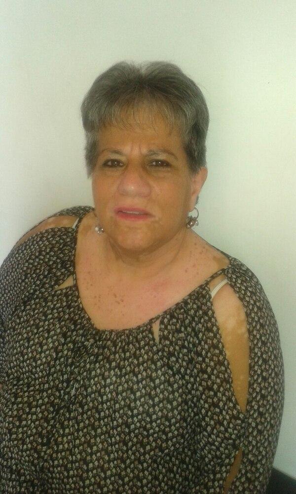 Cecilia Chavarría es sobreviviente de cáncer de mama y vecina de Alajuelita.