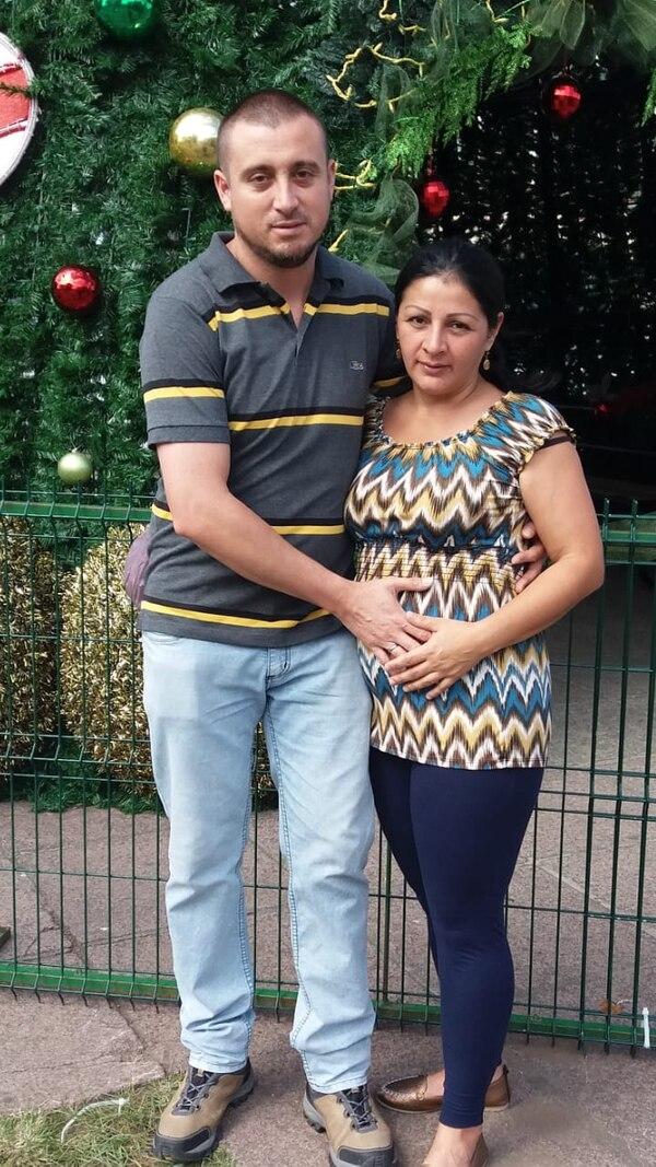 Hoy en día, Johanna tiene cinco meses de embarazo. Foto: Cortesía