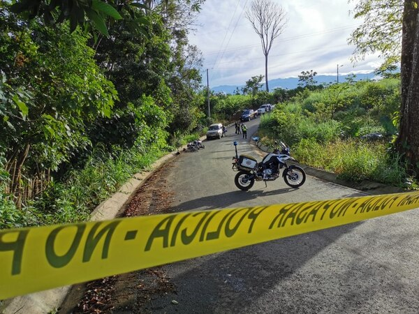 ciclista muere en choque contra motorizado en Pérez Zeledón