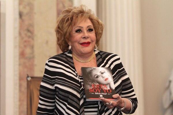 La actriz de 88 años ha venido sufriendo algunos quebrantos de salud en los últimos años. Foto: El Universal
