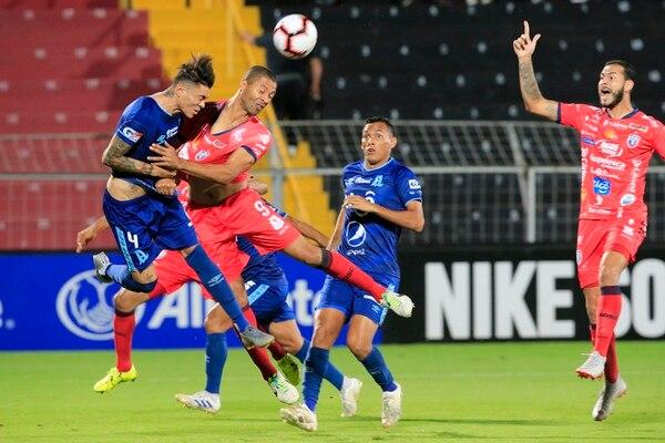 Los Toros del Norte lograron seguir en competencia internacional tras un buen paso en Liga Concacaf. Foto: Rafael Pacheco