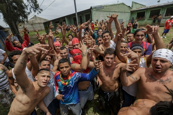 En Costa Rica hay unos 16.000 presos.