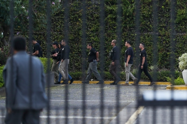 Las autoridades están en una fase de recolección de evidencia. Foto: José Cordero
