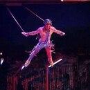 El artista llevaba 15 años en el circo. Los Andes.com