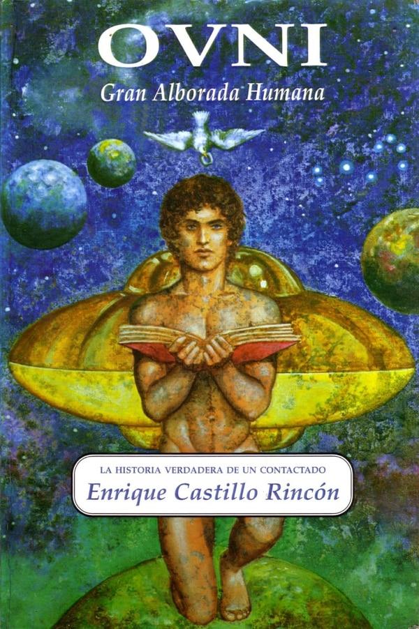 Esta es la portada de uno de los libros de don Enrique, donde cuenta todo eso y más.. Foto: Cortesía.