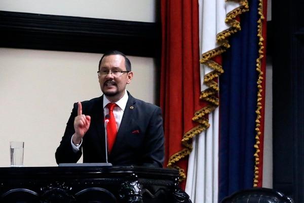 Gamboa fue destituido como magistrado de la Sala Tercera en abril del 2018. Foto: Mayela López.